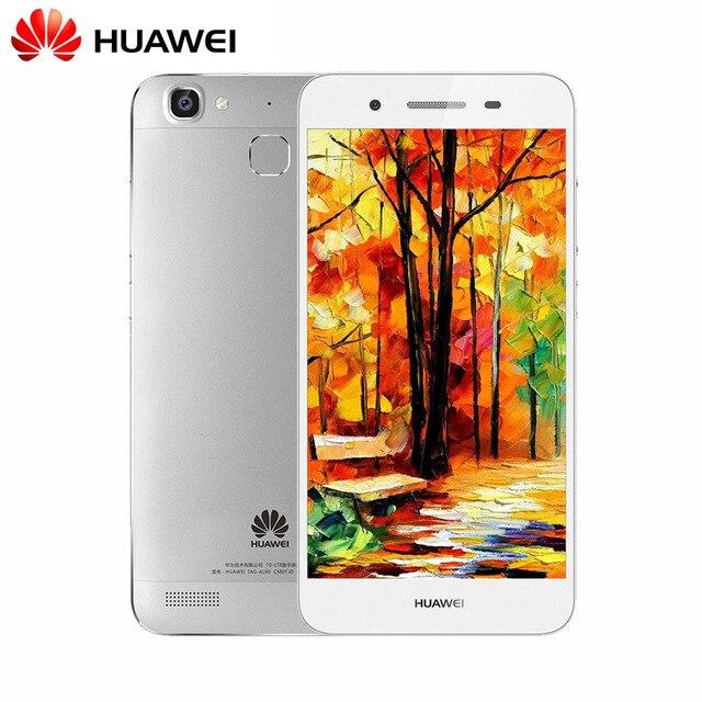 """Оригинал Huawei Honor enjoy 5s TAG-AL00 5.0 """"IPS HD MT6753T android 5.1 4 Г TD LTE Смартфон 2 ГБ RAM 16 ГБ ROM 13MP Touch ID"""