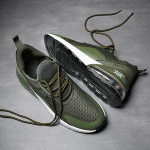 Image 5 - זוג מקרית ספורט נעלי 2018 סתיו והחורף חדש גברים של כרית אוויר ריצה נעלי גברים ונשים מזדמנים לבן נעלי סניקרס