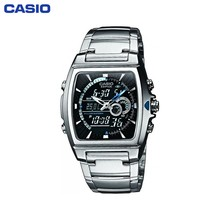 Наручные часы Casio EFA-120D-1A мужские кварцевые на браслете