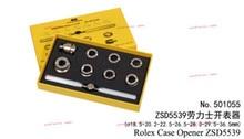 Últimas Milled reloj la llave de apertura herramienta para rolex Max 36.5 mm