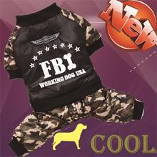 2016 Best Pet Dog Clothes Autumn Winter 4 Style S-XXL Jumpsuit coat jacket for small medium Pet Product