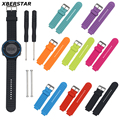 Replacement Silicone Watchbands for Garmin Forerunner 220 230 235 630 620 735XT Watch Strap With Pins & Tools