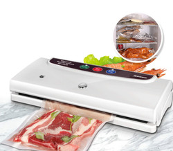 Vacuum Food Sealers automatic small sealing machine for commercial bag compressor used in home packaging NEW