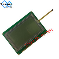 Tüketici Elektroniği'ten Ekranlar'de 1 adet dokunmatik ekran paneli 5.1 inç 240128 240x128 yeşil lcd ekran LCM240128A V3.0 T6963C UCI6963 20 pins 144*104mm kaliteli