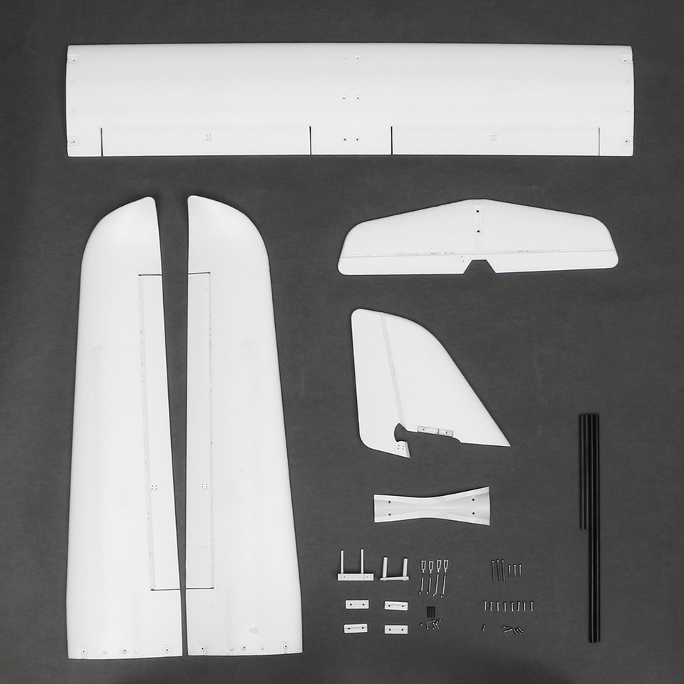Volantex 742-5 Phoenix Evolution 1600mm//2600mm RC Airplane Spare Part 1060 Prope
