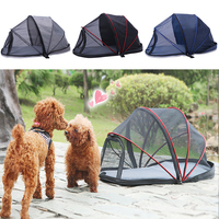 Pet Dog Tent Portable Foldable Playpen Exercise Kennel Dogs Indoor outdoor Removable Mesh Shade Cover Bed For Dog Rabbit Cats