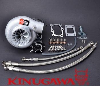 "Kinugawa STS Turbocharger 3"" Anti Surge TD06SL2-60-1 10cm for Nissan RB20DET RB25DET Bolt-On"