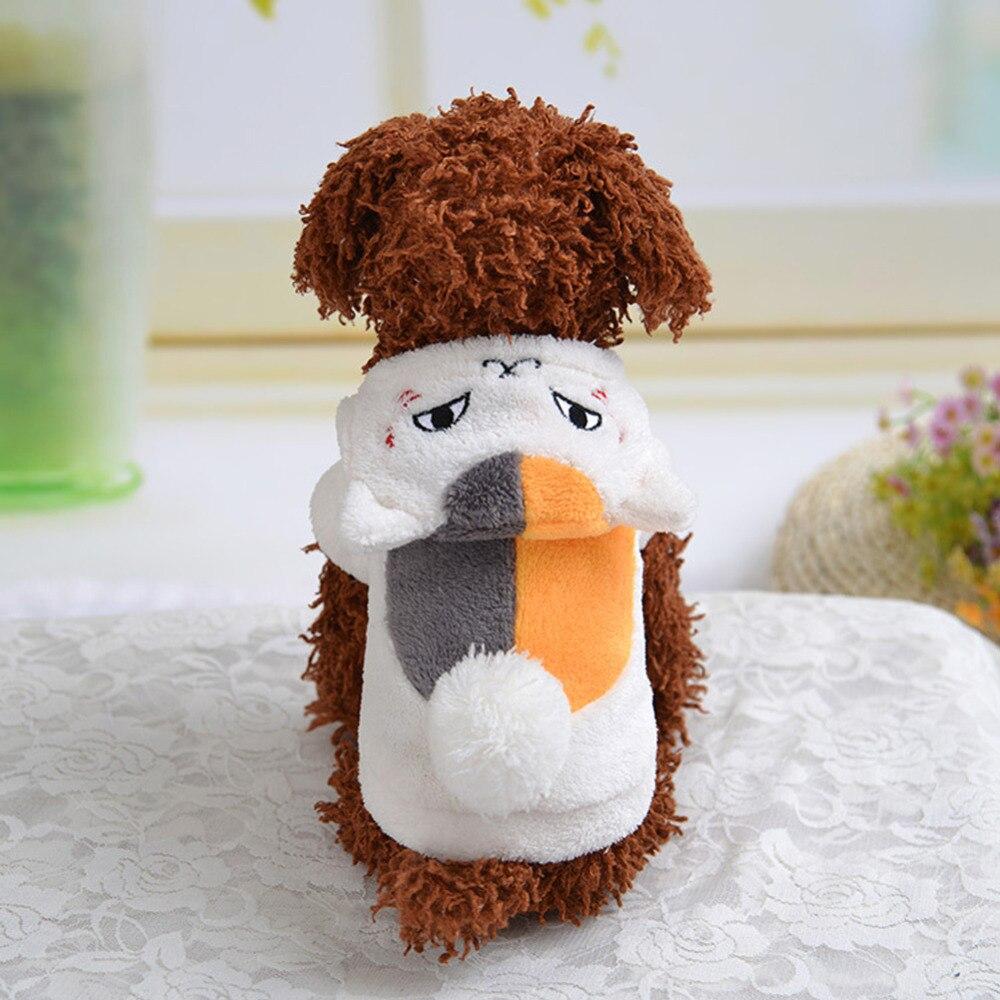 2017 зимняя куртка для домашних животных, теплый утепленный костюм, одежда для собак, флисовый лыжный костюм, пальто-1