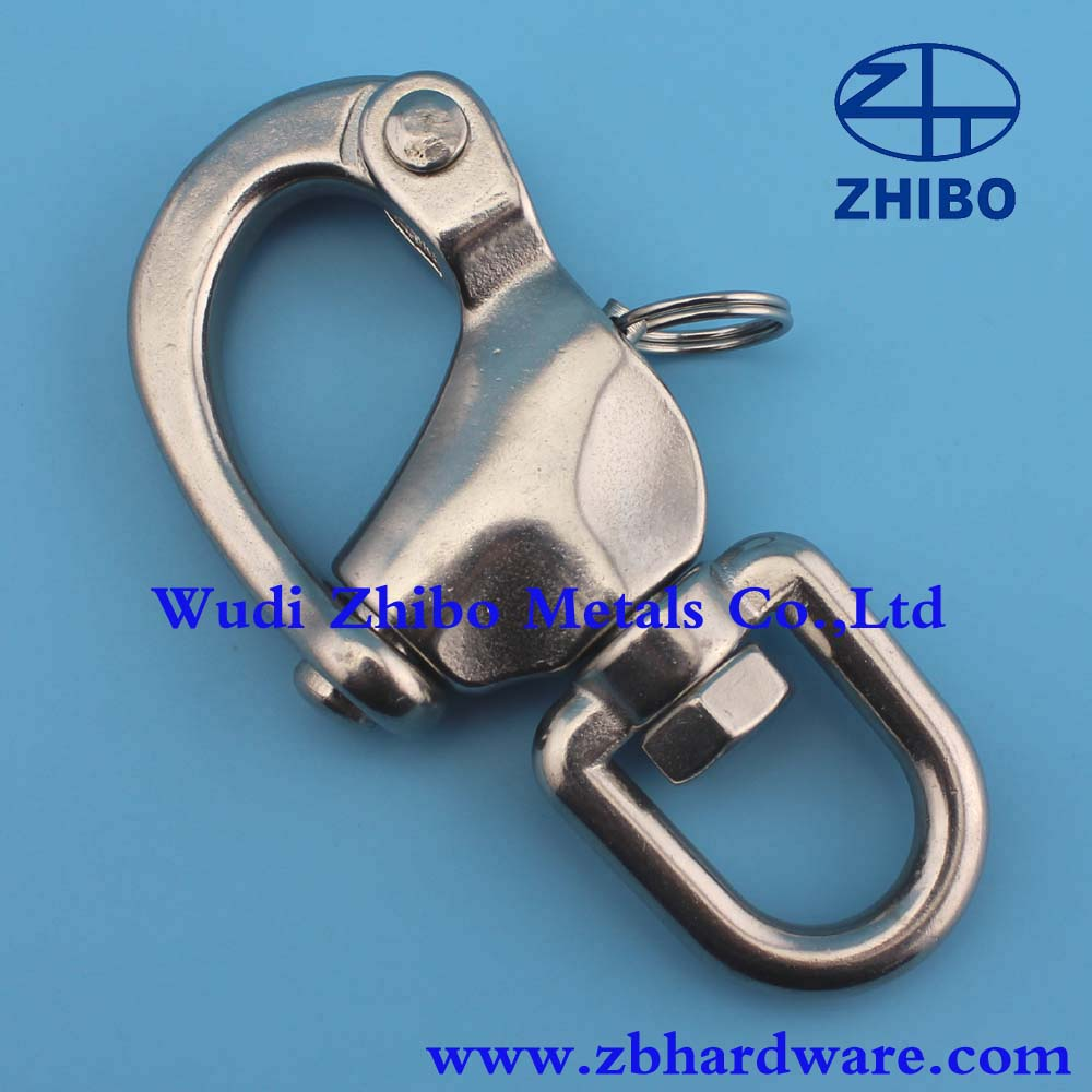 70mm,5pieces per lot 316heavy duty stainless steel swivel snap shackle/marine hardawre/boat hardware mayitr 316 stainless steel swivel shackle quick release boat anchor chain eye shackle swivel snap hook for marine architectural