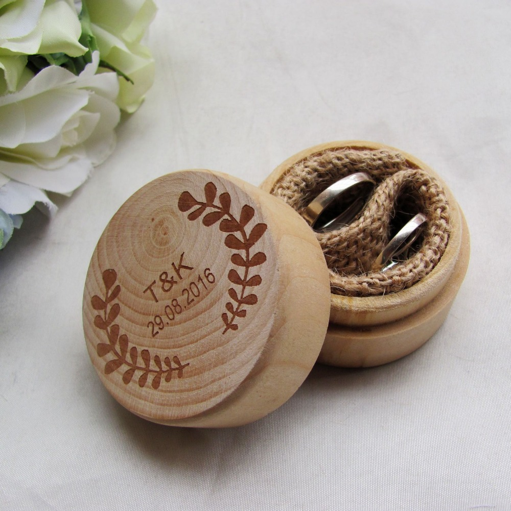 Online buy wholesale custom ring boxes from china custom for Custom engagement ring box