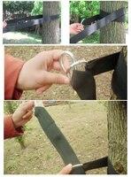 Delicate 1 X 200kg Hammock Hanging Belt Hammock Strap Rope With Metal Buckle Load