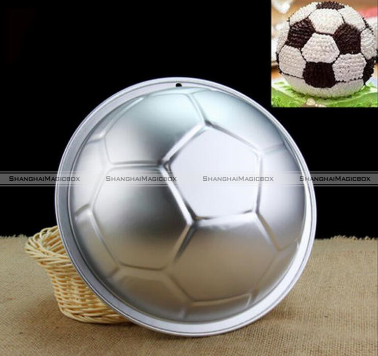 Half Soccer Ball Cake Pan
