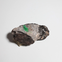 214g cheap NATURAL Emerald quartz crystal stone ore Mineral samples collection Y4 33