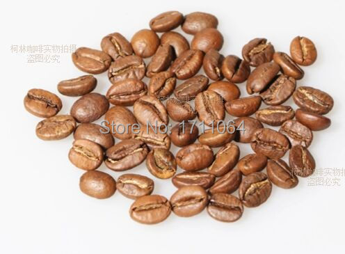 100% of American imports of Arabica Coffee beans, freshly baked Coffee pure Lanshan flavor! 450g