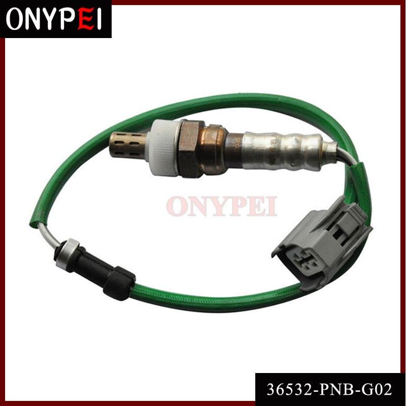 High Quality O2 Oxygen Sensor 36532 PNB G02 For 2002 2006 Honda 36532PNBG02