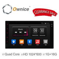 Ownice C300 2 딘 안드로이드 4.4