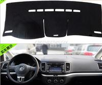 Dashmats car styling accessories dashboard cover for VW volkswagen sharan 2012 2013 2014