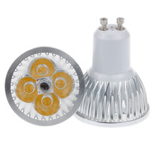 CREE GU10 E14 MR16 GU5.3 LED lamp 220V 110V 9W 12W 15W LED Spotlight Bulb Lamp warm cool white ceiling spot light free shipping(China)