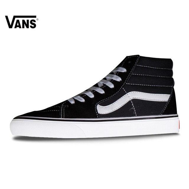 Vans Old Skool Vans High-Top Skateboarding Shoes Sport Shoes M-VN098D5INVD  Classic Shoes Sneakers For Men 40-44 3437f5e1aadb