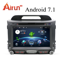 Bosion 2G+16G Android 7.1 Car DVD player radio KIA sportage r 2011 2012 2013 2014 2015 car head unit gps navigation car stereo