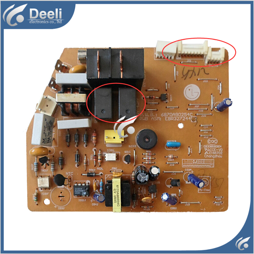 95% new good working for air conditioning computer board 6870A90254C EBR327244 control board95% new good working for air conditioning computer board 6870A90254C EBR327244 control board