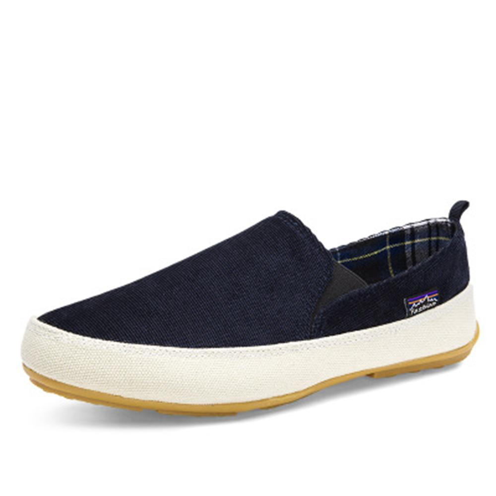 2018 New men casual shoes man spring autumn Loafers England Fashion Zapato Breathable Slip on flats 2017 brand new men spring fashion breathable slip on shoes stretch fabric light shoes casual flats jogging loafers shoes wb 36