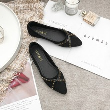 2019 Casual Loafers Women Shoes Summer Autumn Shoes Flats with Hollow Out Ballet Flats Women flats Discounts Fashion AT83
