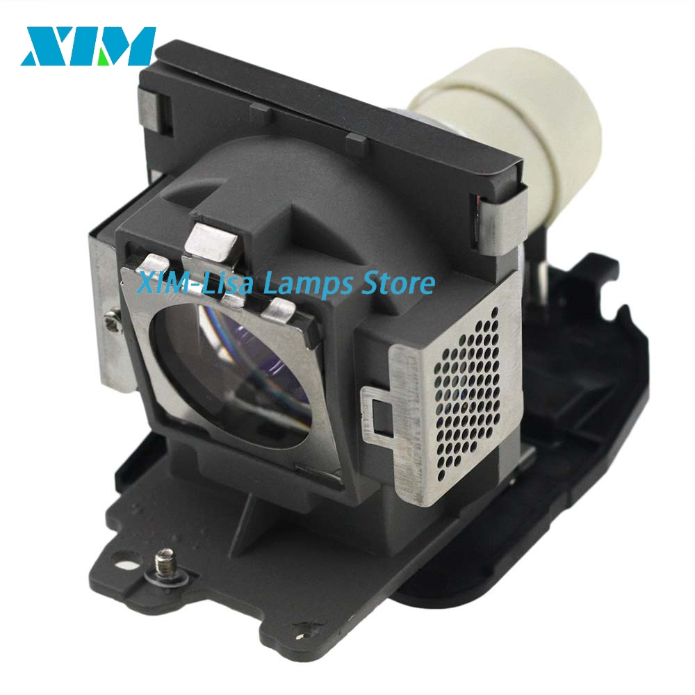 Free Shipping Brand New Compatible Projector Lamp with housing 5J.08G01.001 for BENQ MP730 projectors  цена и фото