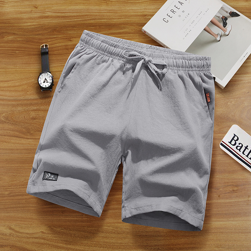 Streetwear Pants Summer Fashion New Style Men's Clothing  Simple Leisure Youth Wild Casual Pants For Men