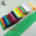 5yard 8cm Garment accessories exquisite color lace quality fabric lace with elastic lace wide 8cm Elastic lace,ribbon