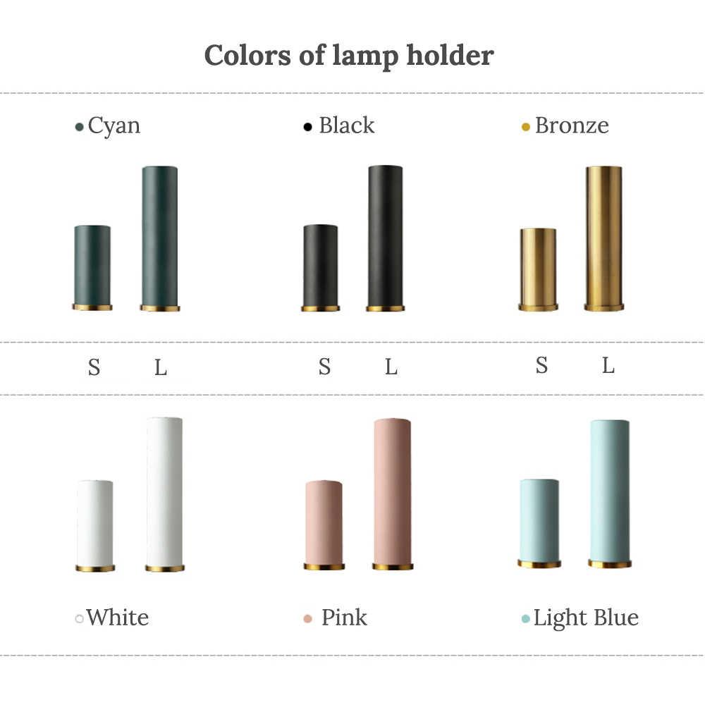 Modren Einfache Anhänger Lichter DIY Nordic E27 Hängen Anhänger Lampen Restaurant Bar Wohnzimmer Nacht Leuchten Leuchte