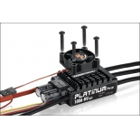Hobbywing Platinum HV V3 100A 5-12S Lipo No BEC Speed Controller Brushless ESC for RC Drone Helicopter