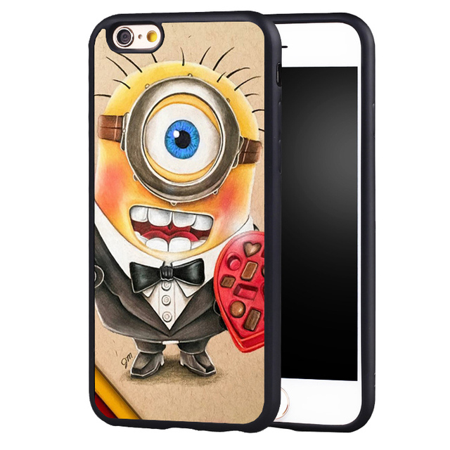 coque samsung galaxy s8 minion