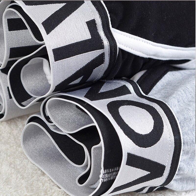 Plus Size Underwear Men Long Boxer Shorts Elastic Tight Knee Length Boxers Winter Warm Underpants Compression Underwear 5XL 6XL in Boxers from Underwear Sleepwears