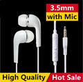 Handsfree Headset In Ear Earphones for LG G4 mini  for LG magna  With Remote With MIC 3.5mm