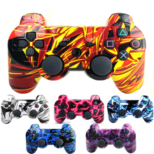цена на HOMEREALLY Gamepads for ps3 controller playstation3 for ps3 controller wireless gamepad 3 for PlayStation3 Joystick Accessory