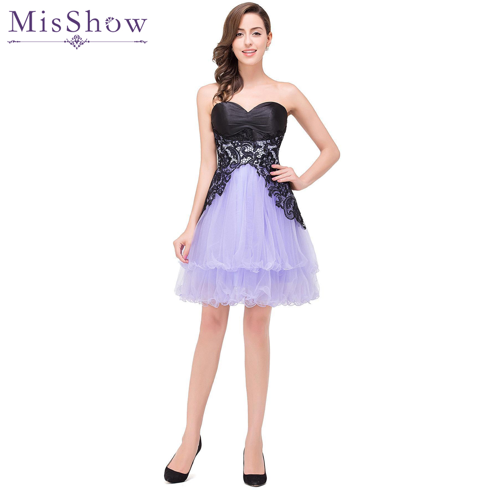 [Final Clear out]  Cocktail     Dresses   flowers elegant Short   cocktail     dress   formal party   dress   With Bow Vestido de Festa Lace Up Back