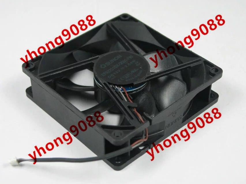 SUNON EF92251BX Q000 F99 DC 12 V 2,04 W 92x92x25mm Server Kühler Fan-in Lüfter & Kühlung aus Computer und Büro bei AliExpress - 11.11_Doppel-11Tag der Singles 1