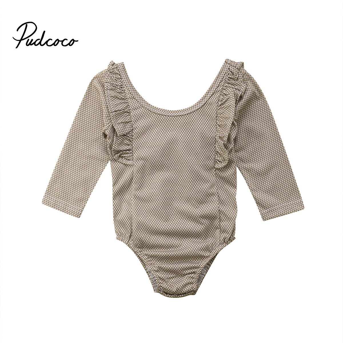 Cute Solid Color Newborn Baby Boy Girl Velvet Bodysuit Short Sleeve Jumpsuit Summer Autumn Play Suit Clothes Pudcoco Bodysuits Buy One Give One Bodysuits Mother & Kids