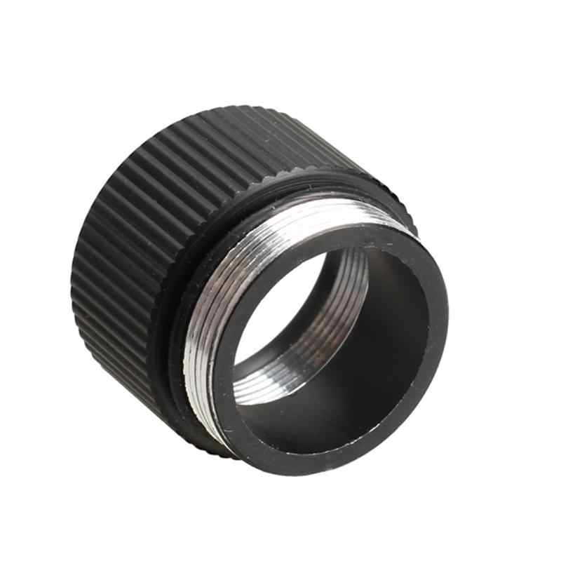 Taschenlampe Extension Tube Joint Adapter Taschenlampe Extender für Taschenlampe 18650 Batterie A609