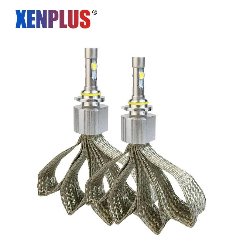 Xenplus H7 Led bulbs 110W 13200lm 12V Cree XHP70 Chips L7 Auto headlights H4 H11 D2S HB3 HB4 9004 9007 H13 lamp Super bright