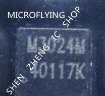 5PCS/LOT M3024M QM3024M M3024 QFN8 IC