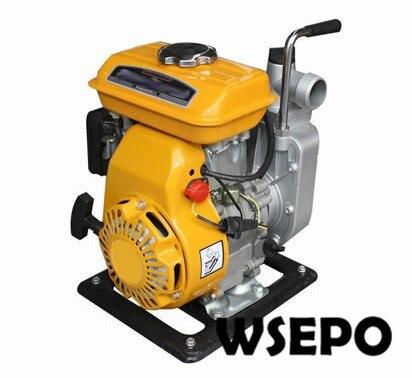 Фабрика прямые поставки! 2 Портативный Алюминий самовсасывающие ясно, водяной насос работает на wse 152f 2.5hp 97cc Гаслайн Двигатели для автомобил
