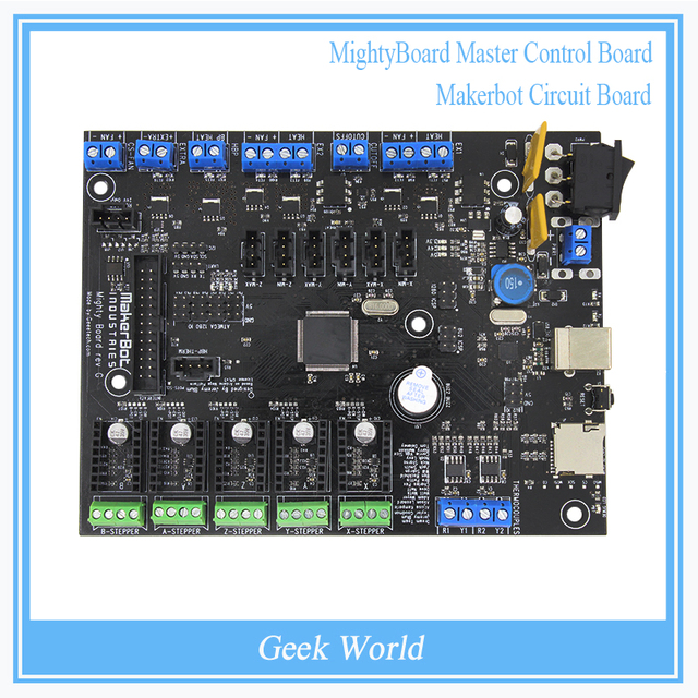 Brand MightyBoard 3D Printer Motherboard Makerbot Circuit Board Main ...