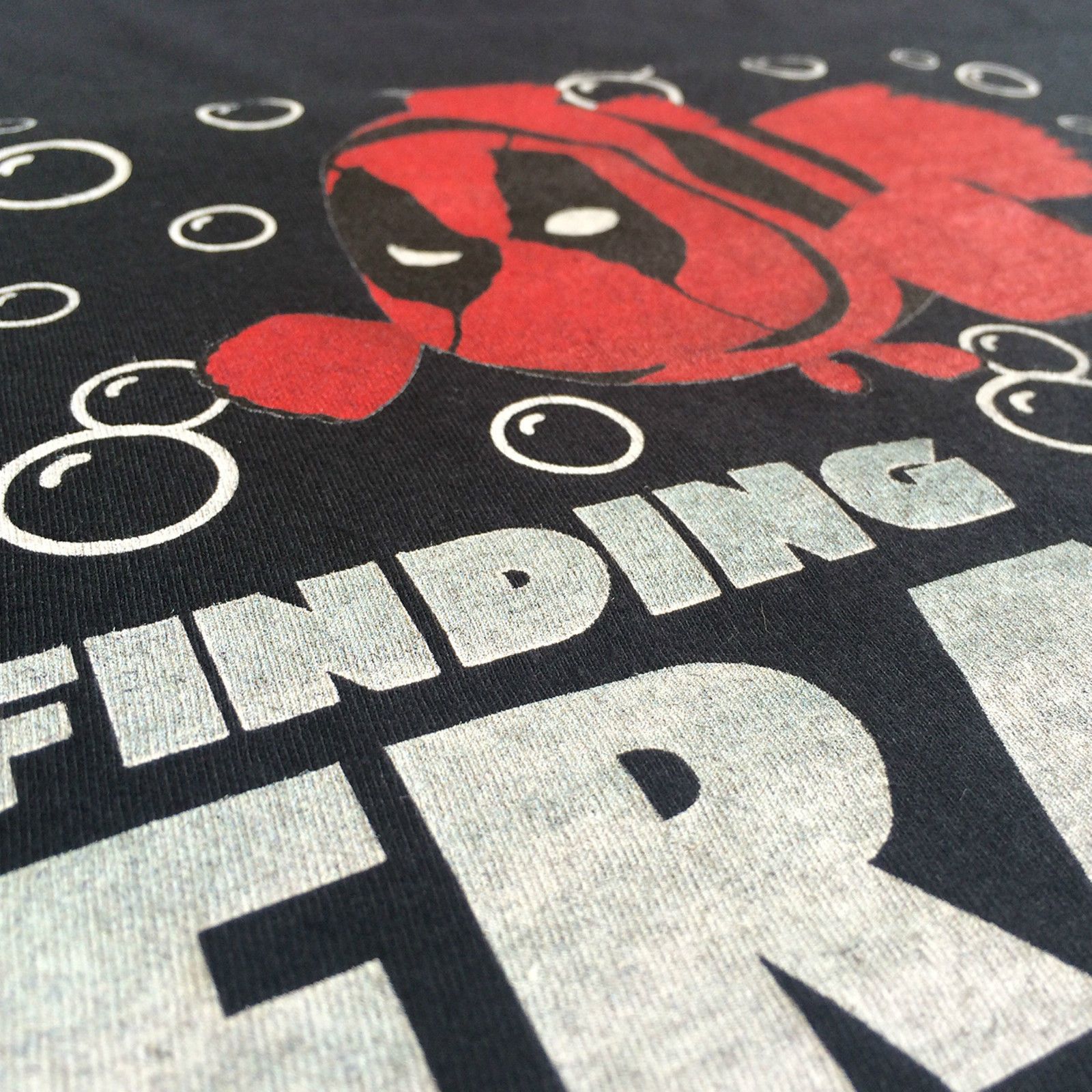Finding Francis T Shirt Funny Deadpool Fan Inspired Clown Fish Mens Gift Top freeshipping in T Shirts from Men 39 s Clothing