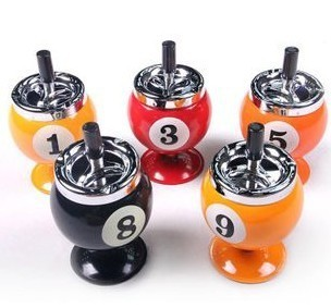 Free Shipping Snooker table ashtray snooker accessories snooker furniture table tennis ball table billiards ashtray
