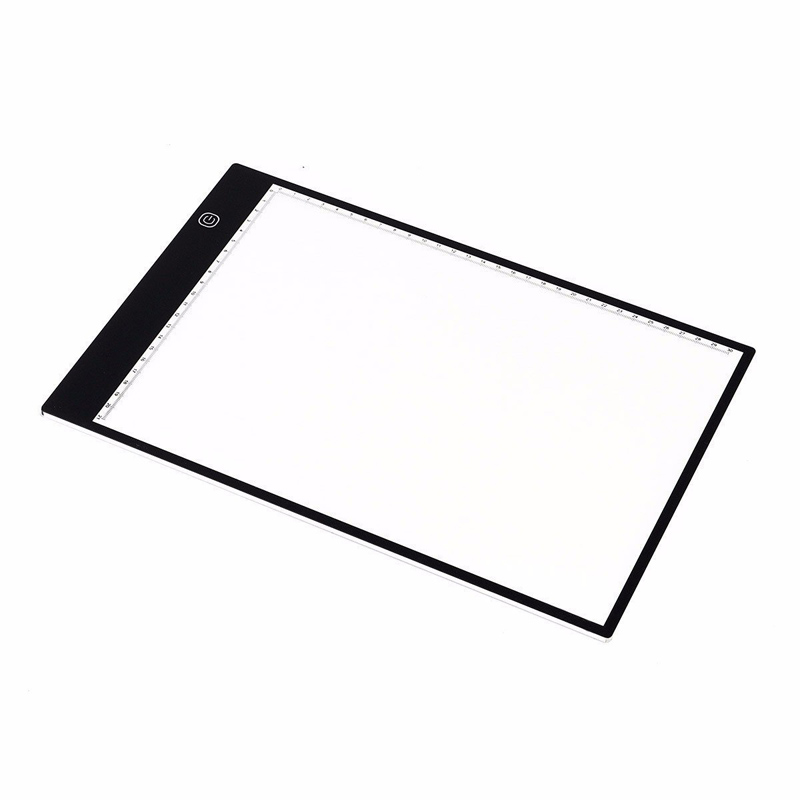 A3 Touch Dimmer Light Box Light Pad ,Illumination LED Light Box For Artists,Drawing, Sketching