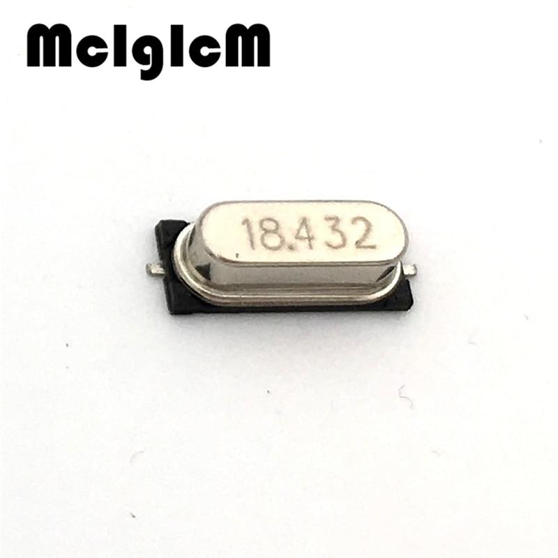 Резонатор J019 50 . HC/49 18.432