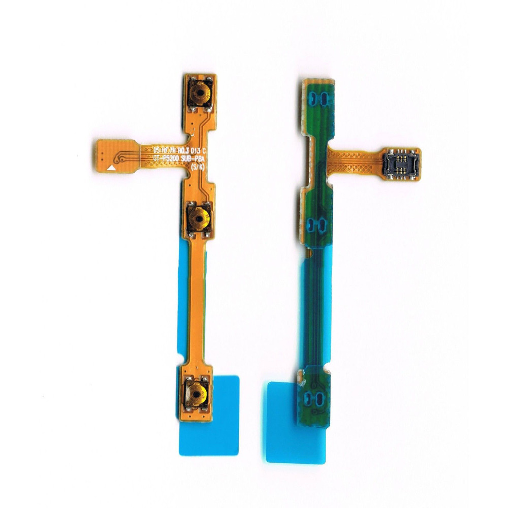 For Samsung Galaxy Tab 3 10.1 GT-P5200 P5210 Power And Volume Key Button Flex Cable