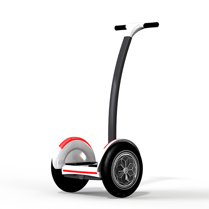 Free tax two wheels LED light with bluetooth self balancing kick scooter hover board